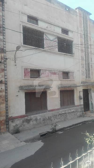 11 Marla Commercial House In Gulbahar 2 Peshawar Number 2 Peshawar