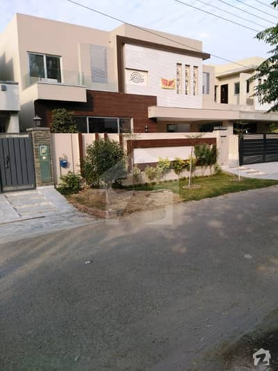 Nfc 1 Kanal Facing Park Brand New Out Class Luxurious Bungalow Is Available For Sale