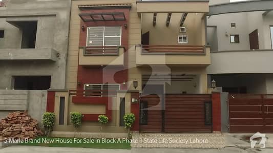 Solid Owner Build 5 Marla Brand New House For Sale