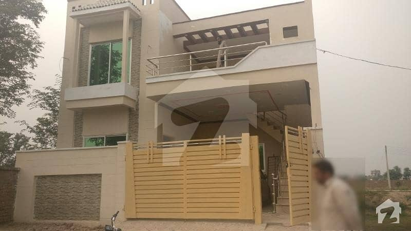 Brand New Double Storey House Is For Sale