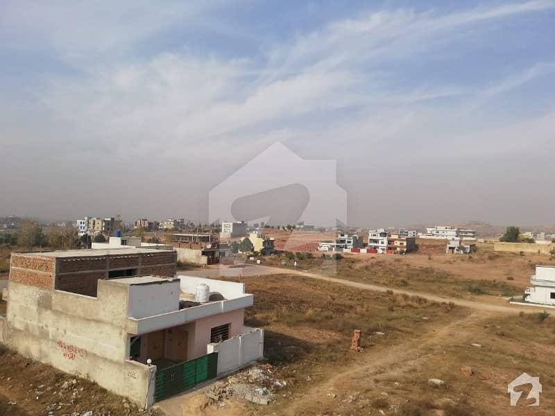 گلشنِ صحت 1 - بلاک اے گلشنِِ صحت 1 ای ۔ 18 اسلام آباد میں 12 مرلہ رہائشی پلاٹ 37 لاکھ میں برائے فروخت۔