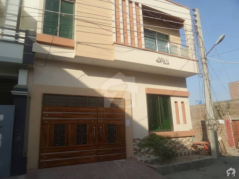 New Build Double Storey Fully Furnished
