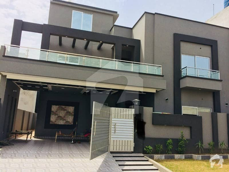 10 Marla Luxury House For Sale In Architect Housing Society