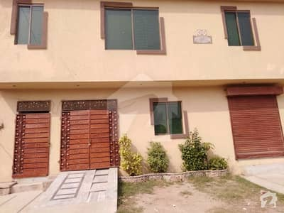 2 Marla 20 Sq. ft Facing Park New House For Sale