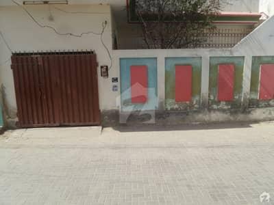 Double Storey Beautiful Corner House For Sale At Ilyas Park, Okara