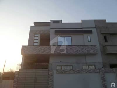Double Storey Brand New Beautiful House For Sale At Al Khair City Okara