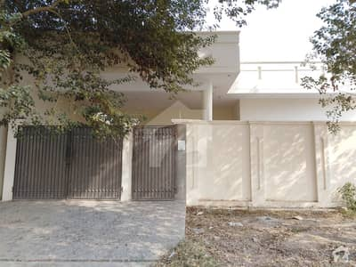 10 Marla Corner Single Storey House For Sale