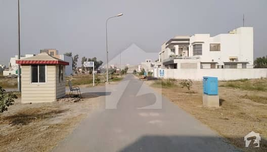 10 Marla Residential  Plot No 363  Block  D  Is  For  Sale  Best Investment
