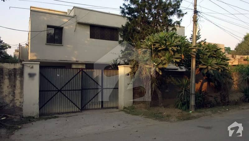 House For Sale On Arar Shaheed Road Cantt