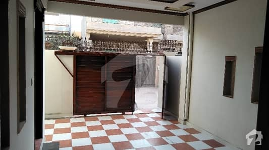 6 Marla Modern Double Storey Beautiful House For Sale At Prime Location 30 Feet Wide Road