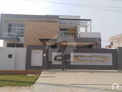 Double Storey House Is Available For Sale In Q Block