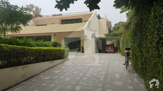 An Excellent Huge House Like Farm House - 1200 Sq/yd Is Available For Rent