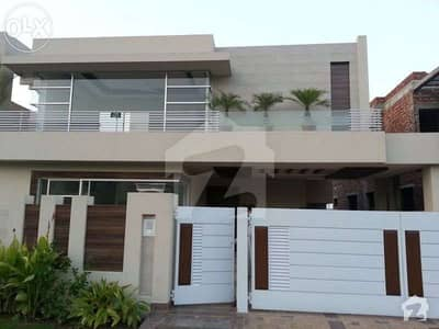 10 Marla Solid Prime Location Home For Sale In Hayatabad