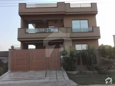 Full House Is Available For Sale In Jubilee Town Lahore