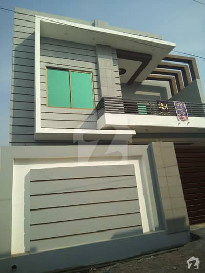 A Unique House Is Ready For Sale In Talagang Pindi Road