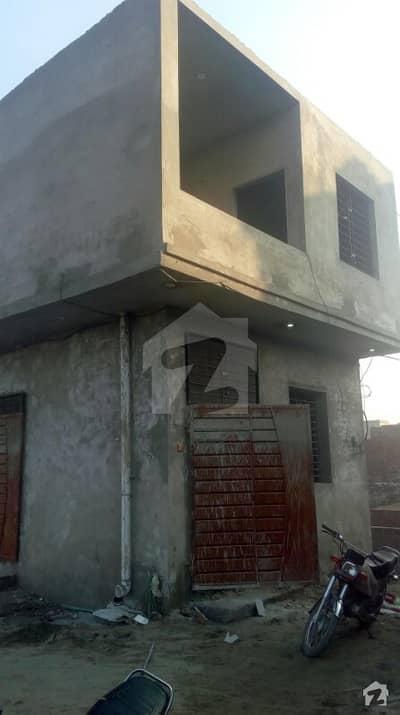 1. 25 Marla Double Storey House In Harbanspura