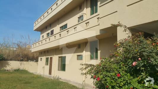 One Kanal House With One Kanal House With Lawn Available For Sale In National Police Foundation Near Pwd Bahria Town