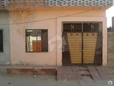 Double Storey Beautiful House For Sale In Rahim Karim Town Okara