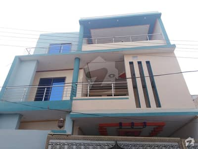 10. 5 Marla Triple Storey House For Sale