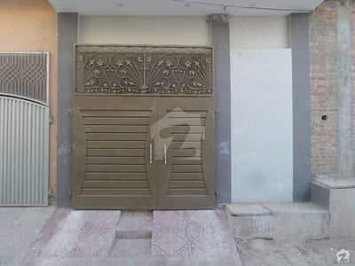 Double Storey Beautiful House For Sale At Rehmat Purah, Okara