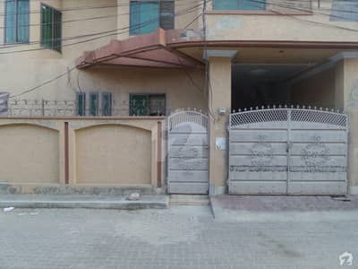 Double Storey Beautiful Corner House For Sale at Fateh Town, Okara