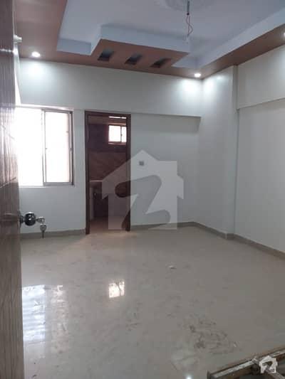 New 3 Bed D/D Flat For Sale Al Ghafoor Orchid Gulshan Chowrangi