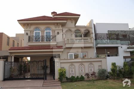 10 Marla Brand New Spanish Design Bungalow In DHA Phase 6 - Block D