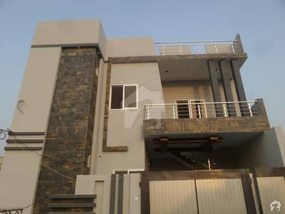 Double Storey Brand New Beautiful House For Sale at Shah Din Town, Okara