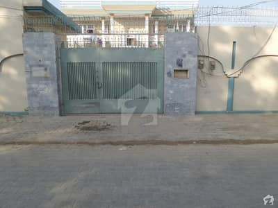 Double Storey Beautiful Bungalow For Sale At Usman Block, Okara