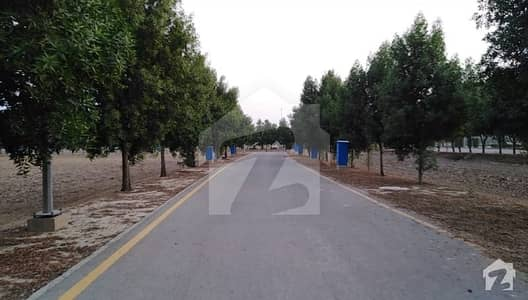 8 Marla Plot For Sale In J Block Bahria Orchard Lahore