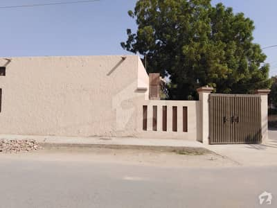 7 Marla Corner Double Story House For Sale