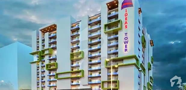 Flat For Sale In CDA Approved High Rise Residential Project Of MPCHS Sector B-17 Islamabad