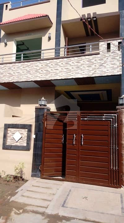 Ghous Garden 5 Marla Brand New 2 Homes For Sale