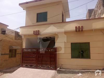 Corner 4 Marla House Available For Sale In Adiala Road