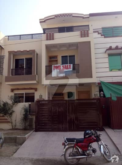 Upper Portion For Rent Of 5 Marla With 24 Hours Water