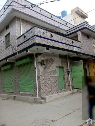 3 Side Corner Ideal Location Main Road House For Sale