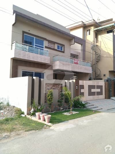 10 Marla Brand New Beautiful House Is Available For Sale