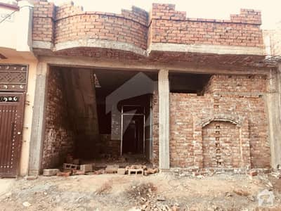 5 Marla Structure House Is Available For Sale In Jhangi Syedan