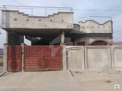 8 Marla Single Storey House For Sale
