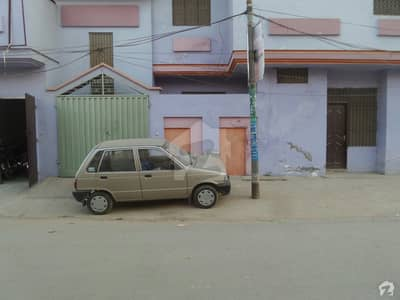 Double Storey Beautiful Corner Bungalow For Sale On Khan Colony Road Okara