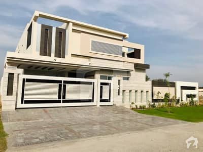 Dha Lahore Kanal Brand New Modern Luxury Bungalow For Sale In Phase 6