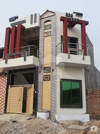 Brand New House For Sale In Services Colony Near Y Block Nst