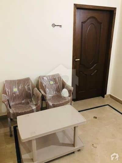 Fully Furnished Flat For Rent Near Nayab Sector Toyota Showroom Airport Road Airport Road Lahore
