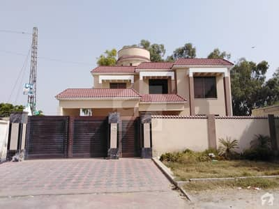 24 Marla Corner Double Story House For Rent