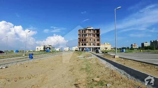 Open 10 Marla Residential Plots  DHA III