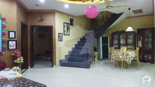 10 Marla Facing Park House For Sale In Valencia Town Lahore