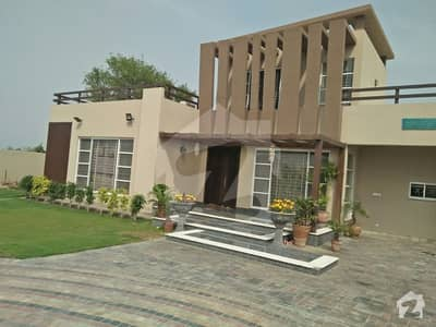 4 Kanal Furnished Farm House Is Available For Rent