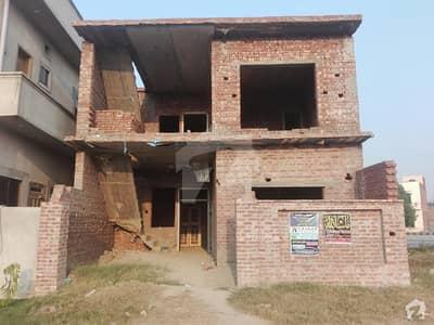 6. 75 Marla House# 393 In D Block