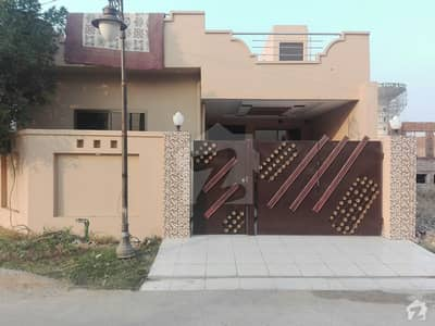 7 Marla Corner House # 101 For Sale In Hussain Block