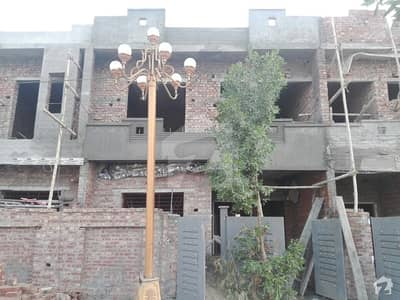 5 Marla House#21 For Sale In Hussain Block